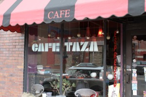 Taza Talks or Mediated Accidently Poetry